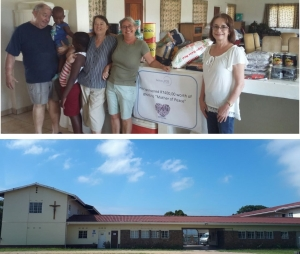Active PCB donates to Mother of Peace